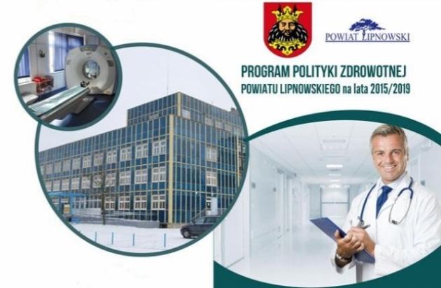 Program polityki zdrowotnej Powiatu Lipnowskiego na lata 2015/2019
